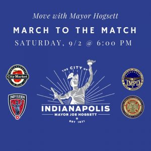 March to the Match @ City Market | Indianapolis | Indiana | United States